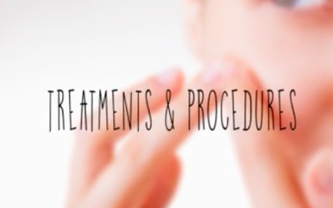 treatments and procedures