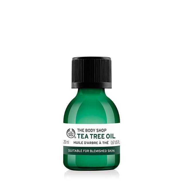 Body Shop Tea Tree Oil