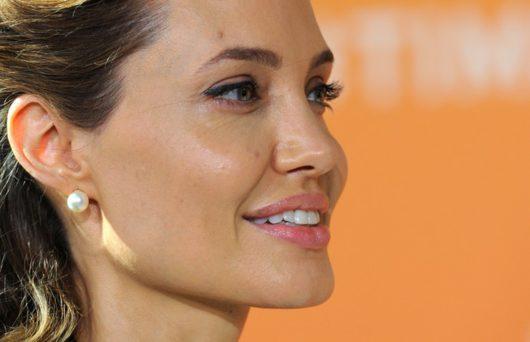 Angelina Jolie Mole
