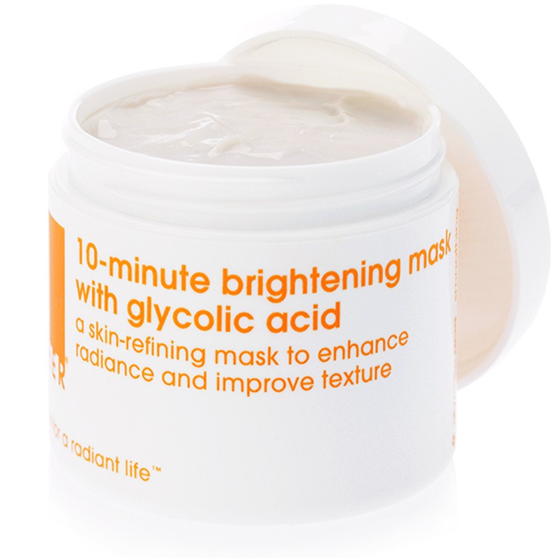 Lather 10-Minute Brightening Mask With Glycolic Acid