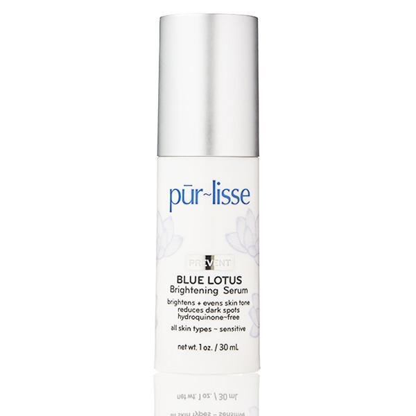 PURLISSE BLUE LOTUS BRIGHTENING SERUM