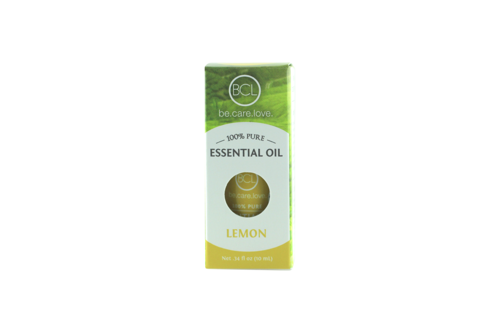 BCL Spa Lemon Essential Oil